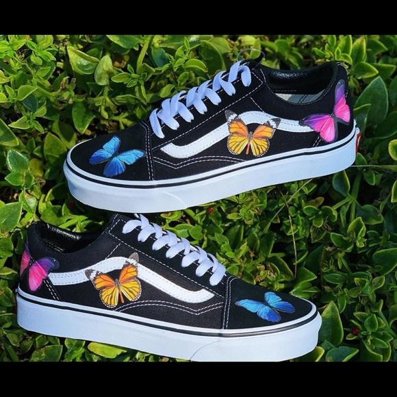 vans butterfly